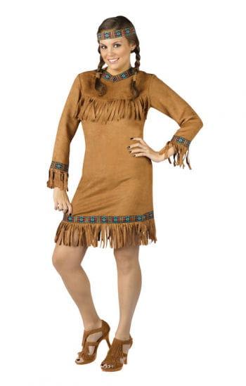 Indianerin Kostüm Plus Size
