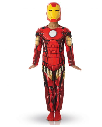 Marvels Iron Man DLX Kinderkostüm