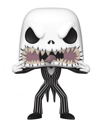NBC - Jack Skellington Scary Face Funko Pop! Figur