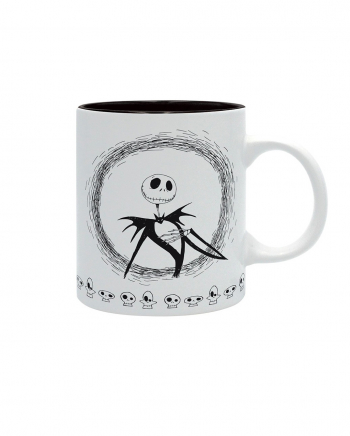 Jack Cup Nightmare Before Christmas