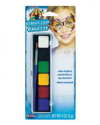 Faire Aquacolor Universal Make-up Palette