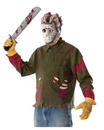 Jason Shirt, Maske und Machete
