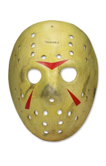 Jason Mask Replica Part 3