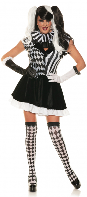 Jester Ladies Costume