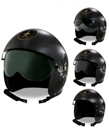 Jet Piloten Helm