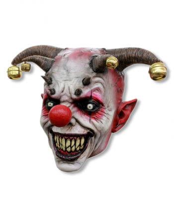 Jingle Jangle Clown Maske