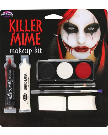 Joker Smile Makeup Kit