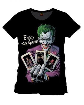 Joker T-Shirt Enjoy The Game