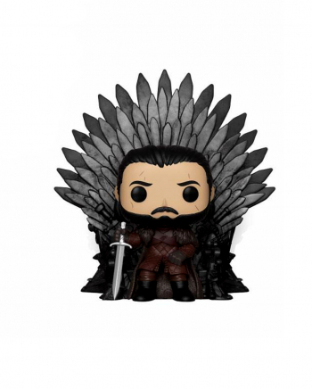 Jon Snow On The Iron Throne GoT Funko Pop!