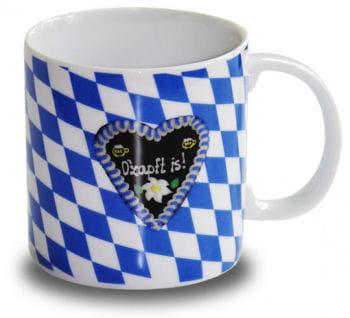 O`zapft is Kaffeetasse