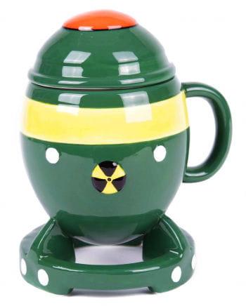 Atombomben Kaffeetasse