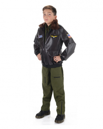 Fighter Pilot Jacket For Children