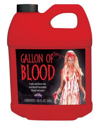 Kanister of Blood 3,7 Liter