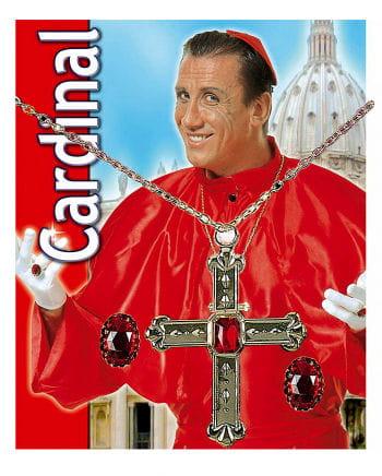 Kardinal Schmuck Set 3-teilig