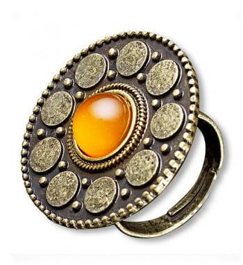 Keltischer Ring Bronze
