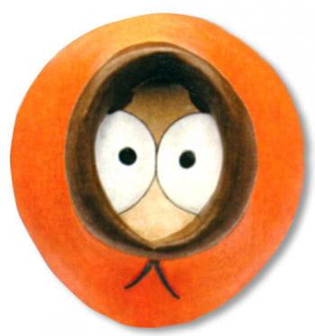 South Park Mask Kenny