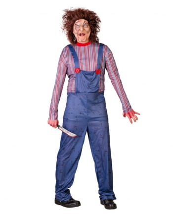 Killer Doll Men Costume