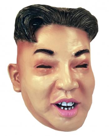Kim Jong Un Latex-Maske