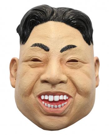 Kim Jong Un Politician Mask