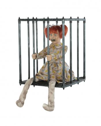 Kind im Käfig Walking Act Halloween Animatronic