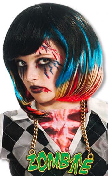 Children Rocker Zombie Wig