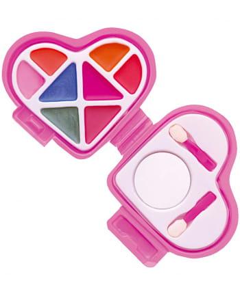 Kinderschminkset im Herzetui