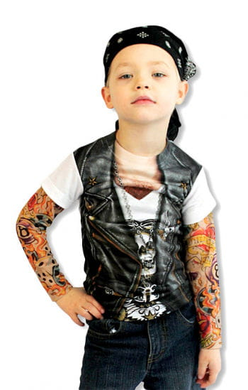 Children's Tattoo Shirt