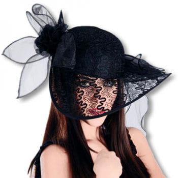 Classic lace hat