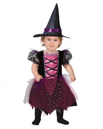 Süße Hexe Kleinkinderkostüm