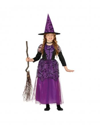 Kleine Hexe Luna Kostüm für Kinder