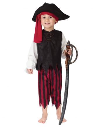 Little Pirate Toddler Costume