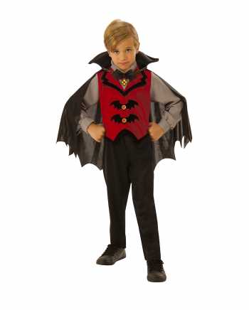 Little Vampire Baron Child Costume