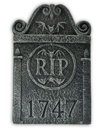 Kleiner R.I.P. Grabstein 1747