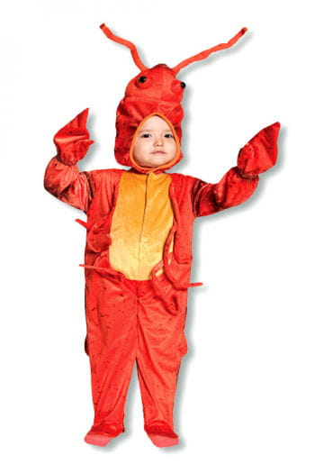 Little Lobster Kids Costume XL