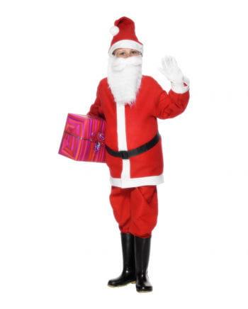 Little Santa Children Costume