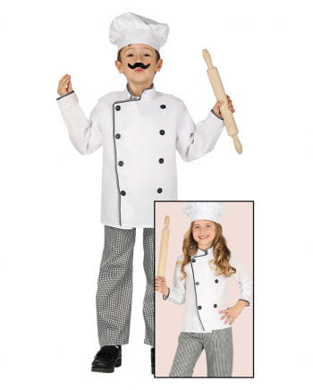 Kinderkostüm Meisterkoch
