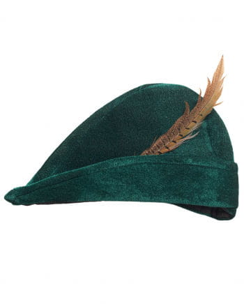 King Of Thieves Hat With Feather
