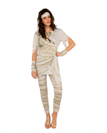 Queen Of The Undead Mummies Costume For Ladies