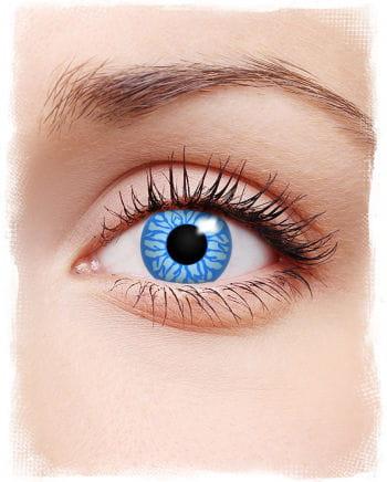 Kontaktlinsen Blue Selene