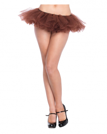 Costume Tutu Brown
