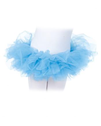 Kostüm Tütü für Kinder blau