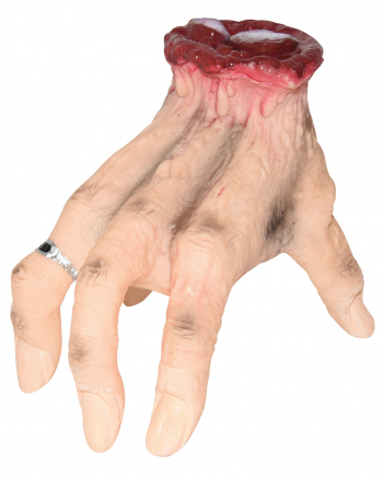 Krabbelnde Hand Animatronic für Halloween