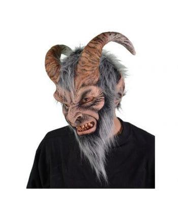 Latex-Maske Krampus