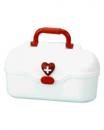 Nurse Handbag With Heart