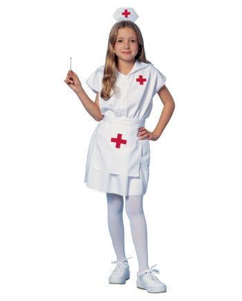 Kinder Krankenschwester Kostüm L L