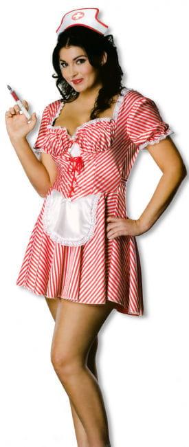 Krankenschwester Kostüm XL