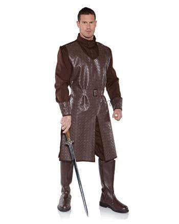 Crusader costume brown