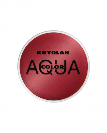 Kryolan Aquacolor Dark Red 15ml
