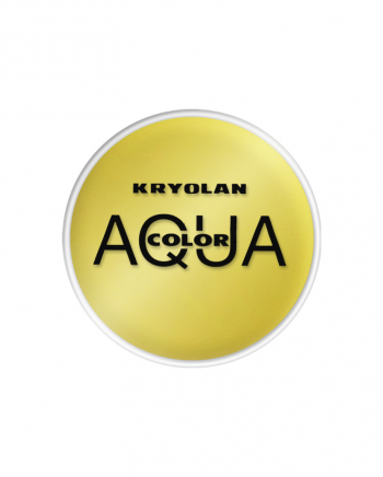Kryolan Aquacolor Limonengrün 15ml