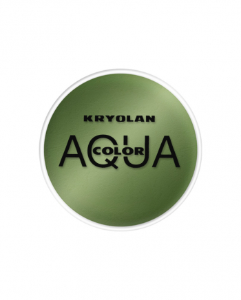 Kryolan Aquacolor Moss Green 15ml